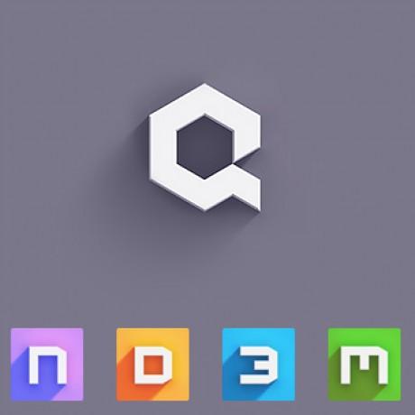 Quixel NDO DDO次时代贴图流程完全教学 的群组图标